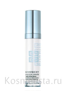 Отбеливающая сыворотка  Givenchy Doctor White Twenty White Serum Ultimate Multi-Whitening