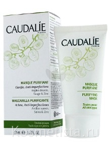 Caudalie Vinopure Purifying Mask – Очищающая маска