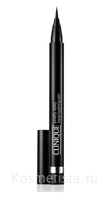 Clinique Pretty Easy Liquid Eyelining Pen – Жидкая подводка