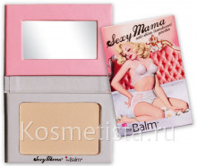 Матирующая пудра  The Balm Sexy Mama Anti-Shine Translucent Powder