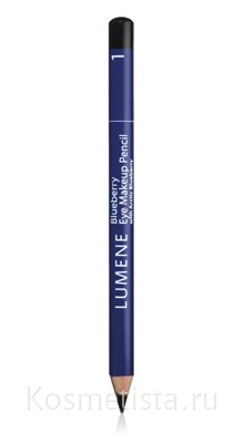 Контурный карандаш для век Lumene Blueberry Eye Makeup Pencil