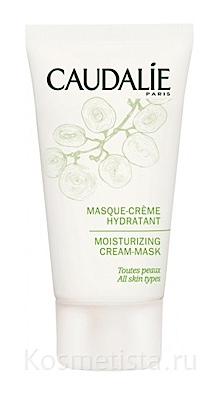 Caudalie Moisturizing Cream-Mask All Skin Types – Увлажняющая маска-крем