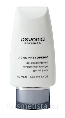 Расслабляющий гель для ног Pevonia Botanica Ligne Phytopedic Tension Relief Foot Gel