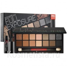 Палетка теней Smashbox Full Exposure Palette