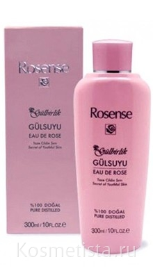 Розовая Вода Rosense 100% Natural Rose Water