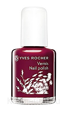 Лак для ногтей «Колорс» Yves Rocher Colors Nail Polish