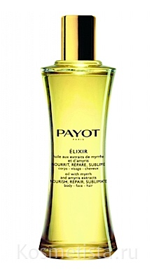 Масло с экстрактами мирры и амириса Payot Elixir Oil With Myrrh And Amyris Extracts