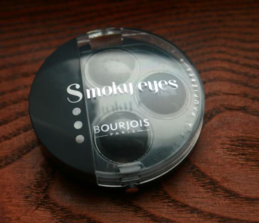 Тени Smoky Eyes от Bourjois (и опять они)