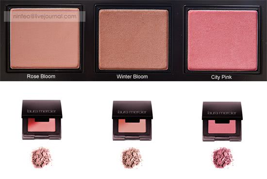 Румяна Second Skin Cheek Colour от Laura Mercier
