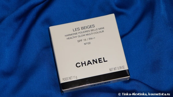 Мой лучик летнего солнышка: Chanel Les Beiges Healthy Glow MultiI-Colour Broad Spectrum SPF 15 #002