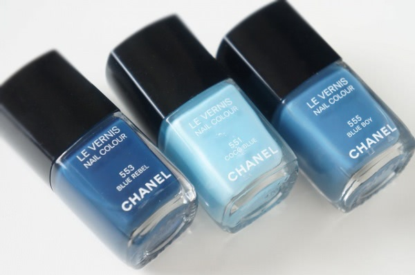 Джинсовое трио Chanel - Blue Boy, Blue Rebel, Coco Blue
