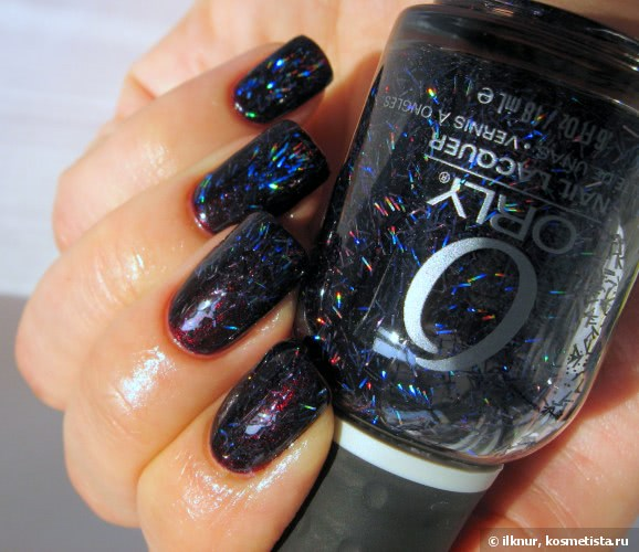Orly # 40474 Sunglasses At Night