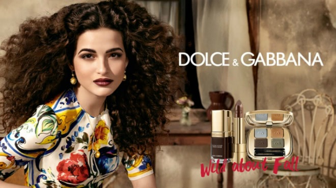 Осень к нам приходит с Dolce & Gabbana Wild About Fall Makeup Collection Fall 2016