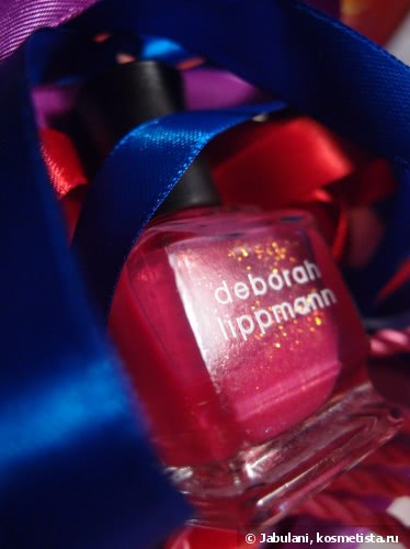 Цукаты в желе: Deborah Lippmann #Sweet Dreams