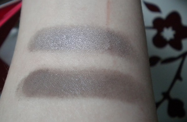 Пара теней: Catrice Absolute Eye Colour 350 Starlight Expresso; 680 Shade of Grey
