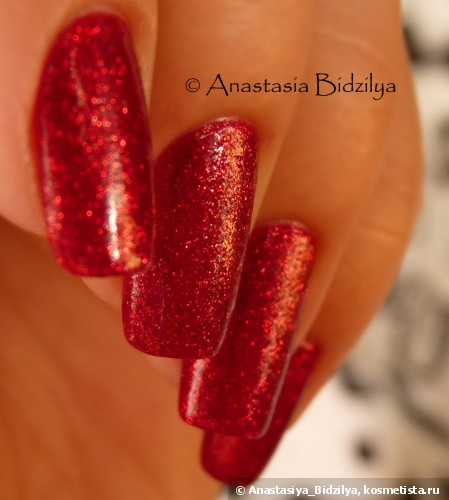 China Glaze Nail Lacquer With Hardeners - Ruby Pumps