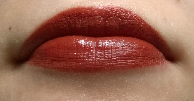 Встречаем осень с Avon Ultra Colour Rich Moisture Seduction Lipstick в оттенке Buttered Rum