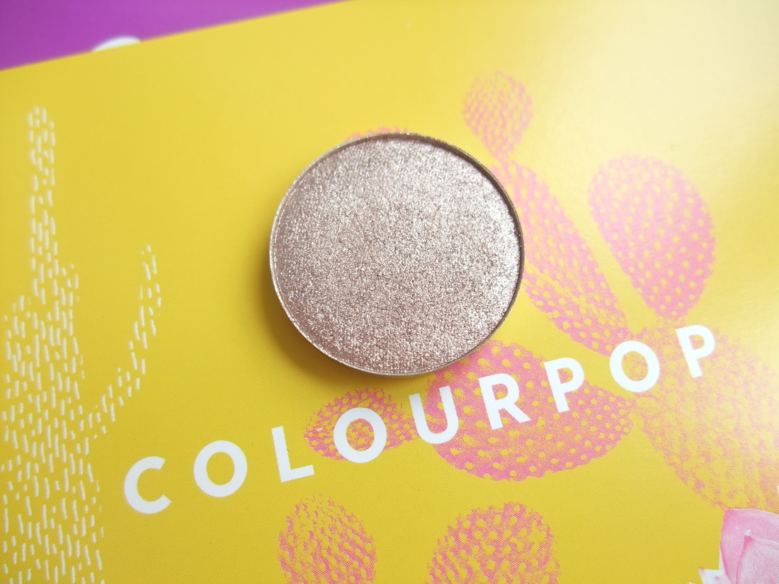 ColourPop Pressed Powder Shadow Snake eyes