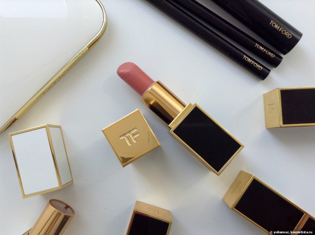 Tom Ford Lip Color Matte 09 First Time