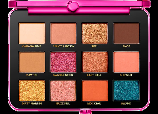 Too faced Palm Springs Dreams Eyeshadow Palette For Fall 2019